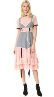 Платье с согласия Sandy Liang