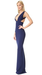 Макси-платье Dalia Solace London