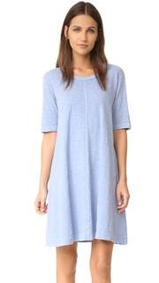 Трапециевидное платье-футболка Wilt