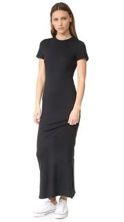 Длинное платье-футболка Zoe Karssen