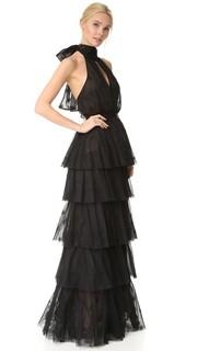 Вечернее платье с гармонии Cinq a Sept
