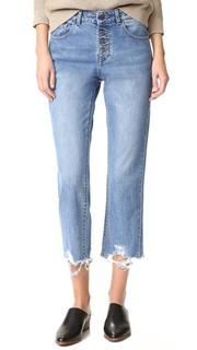 Прямые джинсы-Патти с высокой посадкой Dl1961