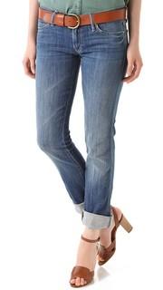 Прямые джинсы Rascal Mother