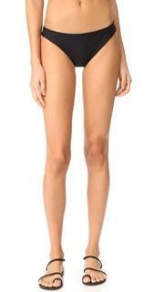 Popoyo-двусторонние плавки бикини в стиле ретро с лентой Basta Surf