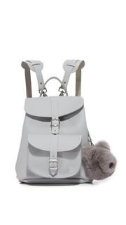 Рюкзак медведь помпон Katya Grafea