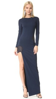 Платье с GIA длинными рукавами Haney