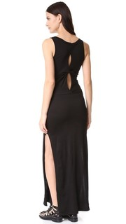 Платье узел на спине Monrow