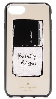 Чехол Perfectly Polished для iPhone 7 Kate Spade New York