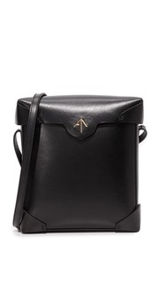 Объемная сумка Pristine Manu Atelier
