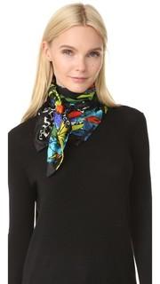 Попугаев шарф Marc Jacobs