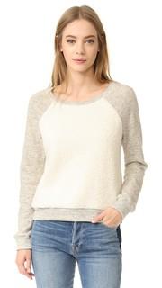 Пуловер с рукавами реглан Splendid