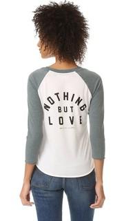 Только Love пуловер Spiritual Gangster