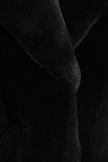 Пальто из меха кролика Marusya