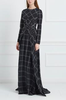 Платье с принтом Araida