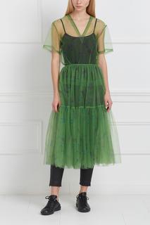 Прозрачная блузка Alena Akhmadullina