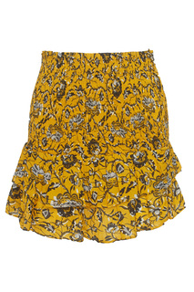 Хлопковая юбка Alfos Isabel Marant Etoile