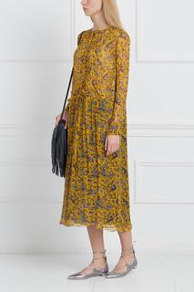 Шелковое платье Baphir Isabel Marant Etoile