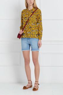 Хлопковая блузка Amaria Isabel Marant Etoile