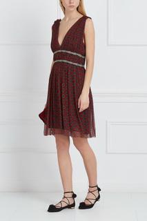 Шелковое платье Balzan Isabel Marant Etoile
