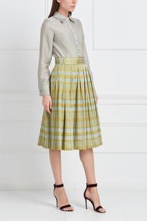Шерстяная юбка Les