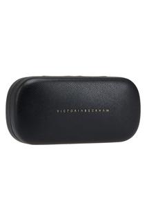 Солнцезащитные очки Large Fine Oval Victoria Beckham