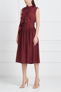 Однотонная юбка Pallari