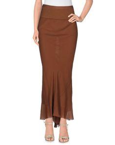 Длинная юбка Rick Owens
