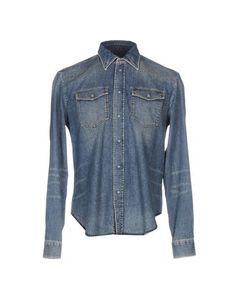 Джинсовая рубашка Maison Margiela 10