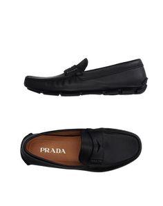 Мокасины Prada