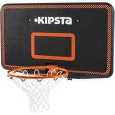 Баскетбольный Щит B300, Взр. - Черный/оранжевый Kipsta