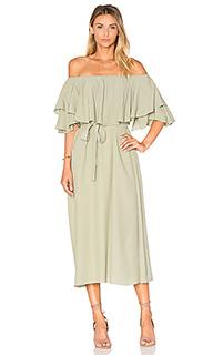 Платье миди maison - MLM Label