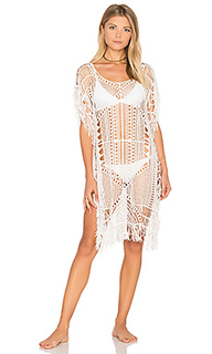 Magic hour macrame tunic - vitamin A