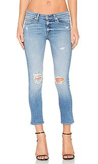 Distressed capri - rag & bone/JEAN