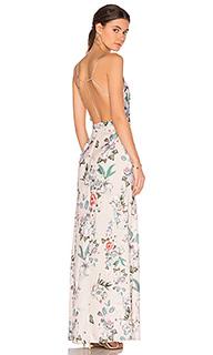 Макси платье cubano - MAJORELLE