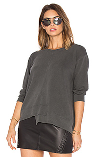Shrunken shifted sweatshirt - Wilt