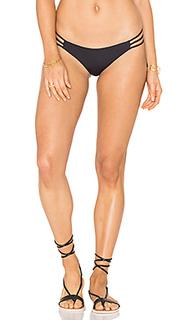 Andrea braid reversible bikini bottom - ARROW & EVE