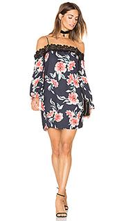Платье в цветочек whispering - Eight Sixty