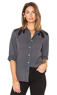 Рубашка с застёжкой на пуговицах - Sandrine Rose