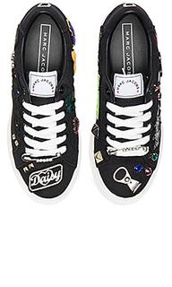 Кроссовки со шнурками empire - Marc Jacobs