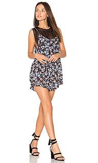 Pretty baby printed romper dress - Free People
