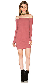 Платье со спущенными плечами karl - Michael Lauren