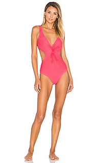 Cut out twist one piece - Shoshanna