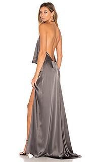 Halter low back dress - Halston Heritage