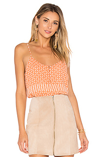 X revolve the button cami - LAcademie
