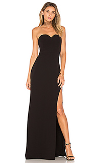 High slit gown - Halston Heritage