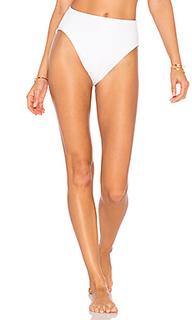 Underwire high waist bikini bottom - Norma Kamali