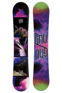 Сноуборд GNU Velvet Gnuru 147 Ec2 Ast