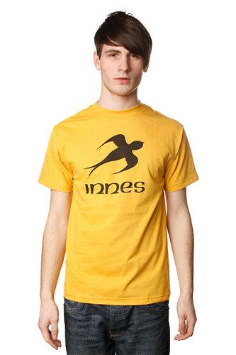 Футболка Innes Simple Mustard