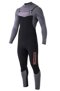 Гидрокостюм (Комбинезон) Mystic Star 5/4 D/L Fullsuit Frontzip Orange