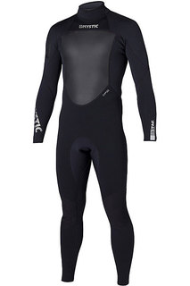 Гидрокостюм (Комбинезон) Mystic Star Men 3/2 D/L Fullsuit Flatlock Black